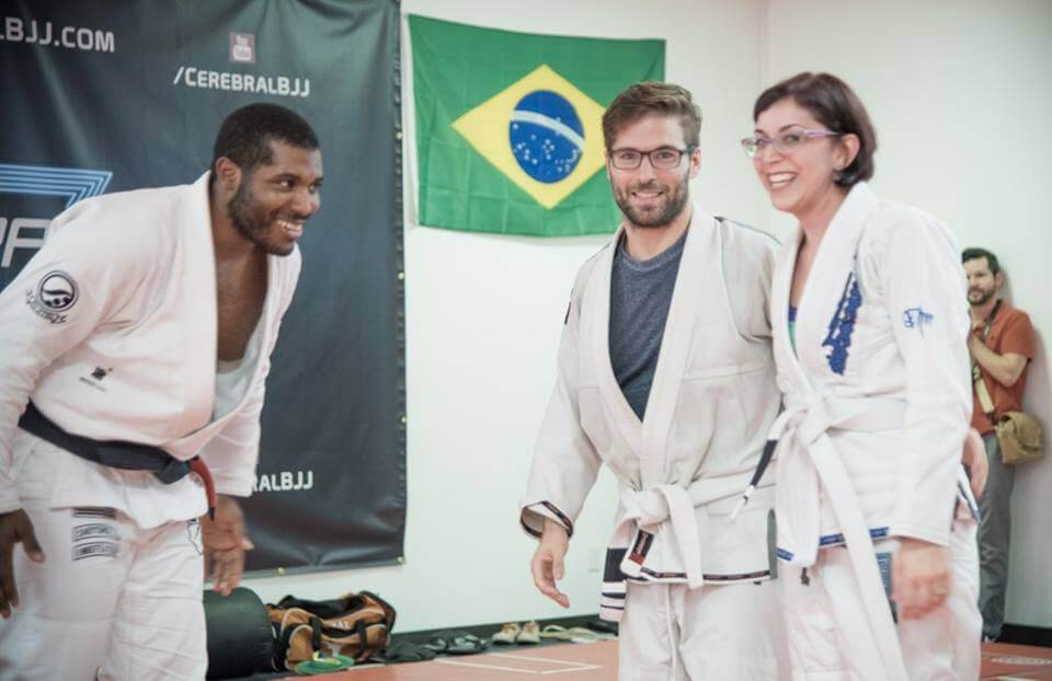 BRAZILIAN JIU JITSU CLUB OFFERING STUDENTS UNIQUE TRAINING ON CAMPUS