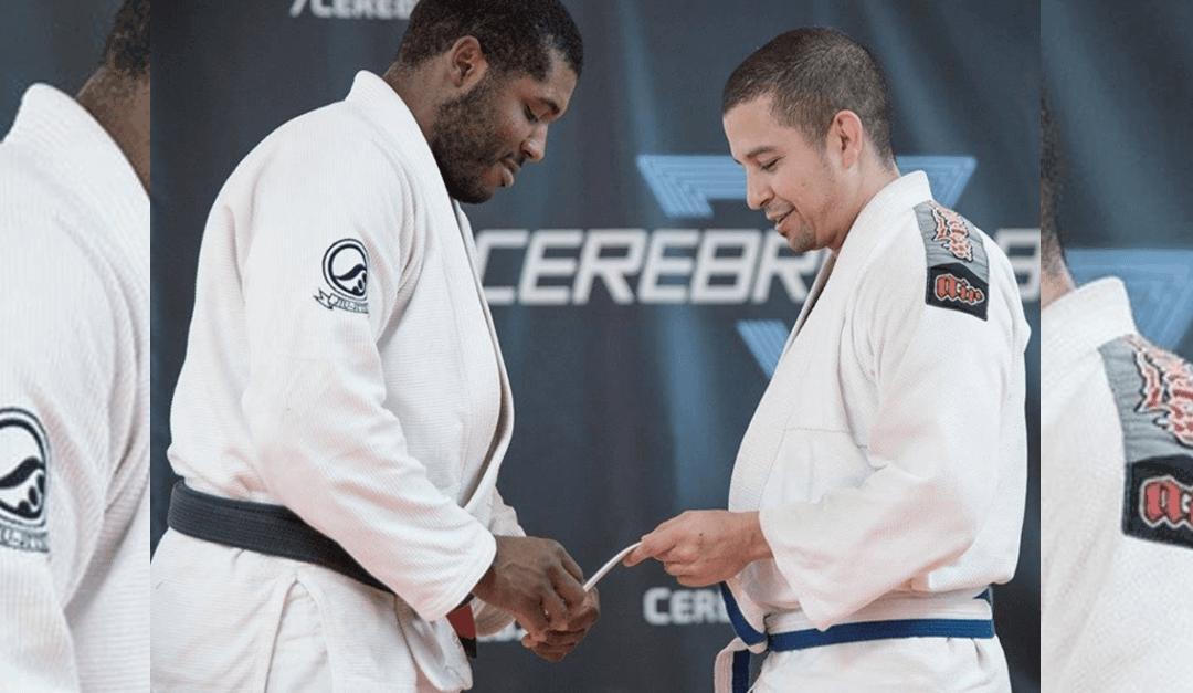 How Finding Jiu Jitsu at 35 Changed My Life