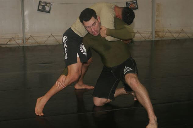 Measuring the Positive Influence of Jiu Jitsu on PTSD