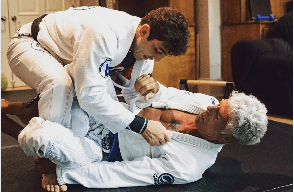 Anthony Bourdain Transforms Himself into Chiseled Grappling Machine