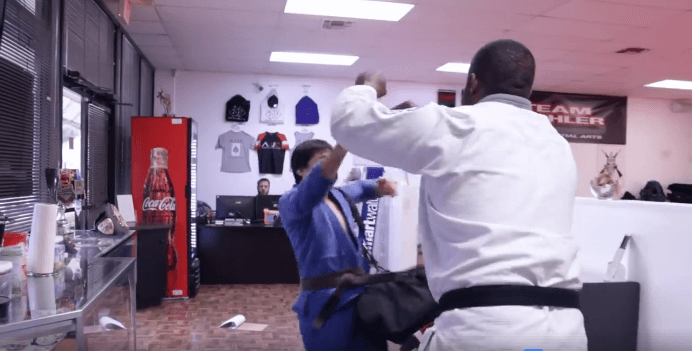 Undercutters Video by Aces Jiu Jitsu Club