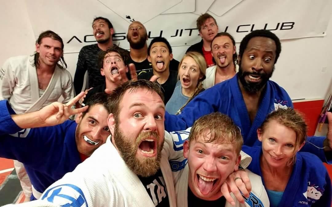 Study: Brazilian Jiu Jitsu rituals can forge stronger social bonds