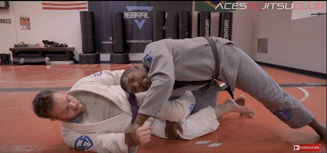 The Weave Pass | Aces Jiu Jitsu Club Technique of the Week