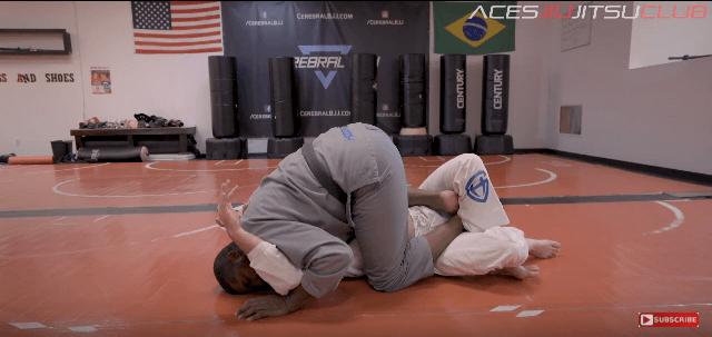 Aces Jiu Jitsu Club Technique of the Week | Quarter Guard Pass