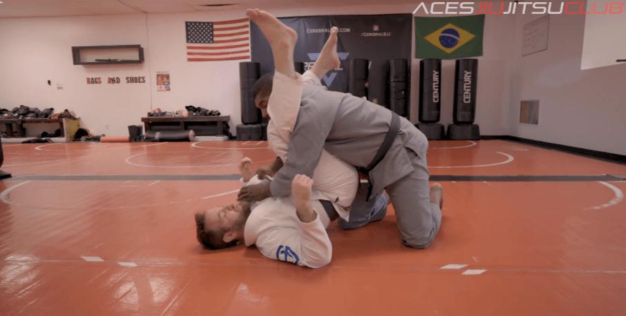 Double Under Pass | Aces Jiu Jitsu Club Technique of the Week