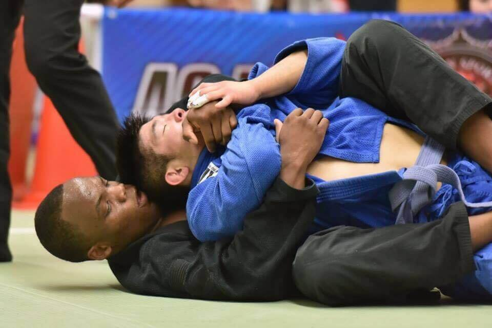 Airman Finds Himself Through Jiu Jitsu