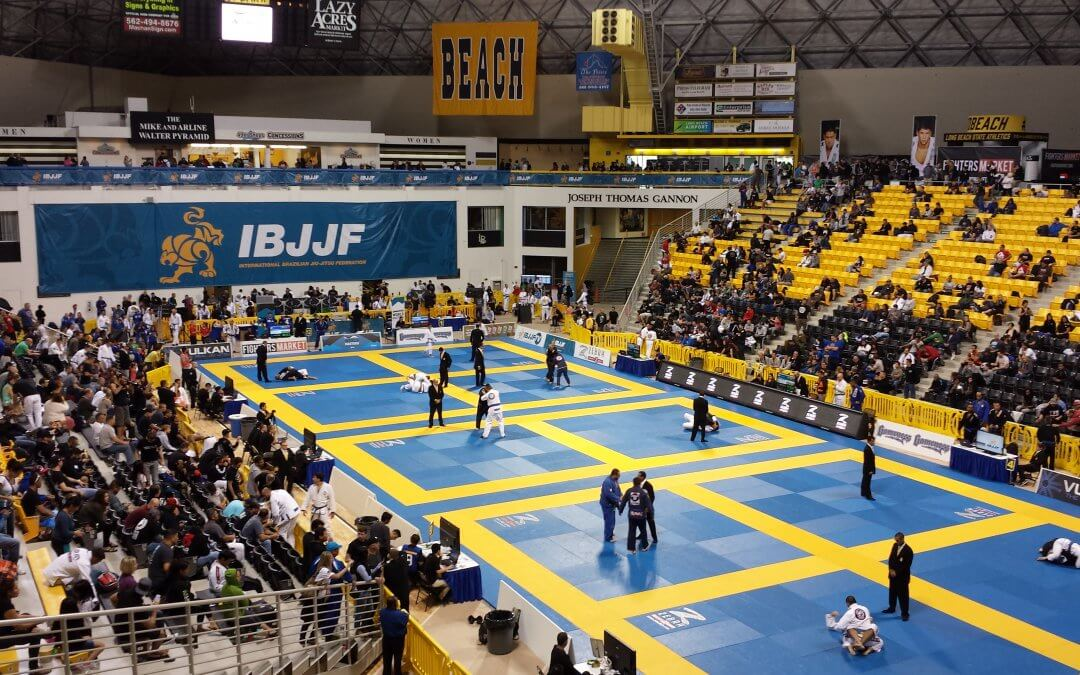 Jiu-Jitsu Competition Mindset Part 4: Taking Yourself Out Of The Equation