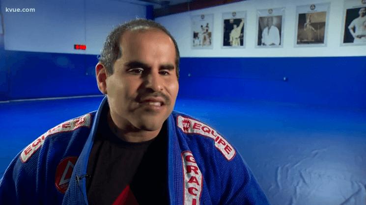 Blind Jiu-Jitsu Fighter Tearing It Up in Austin Texas