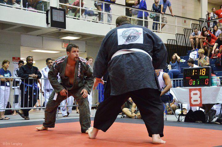 Top 5 Ways To Handle Larger and Stronger Training Partners and Opponents in Brazilian Jiu-Jitsu