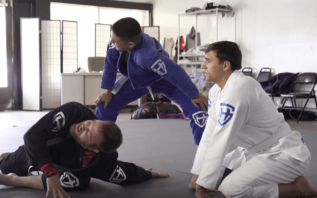 Things Brazilian Jiu Jitsu White Belts Say