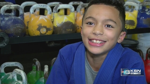 Jiu Jitsu helps Children Build Mental Toughness; Meet Jaylen