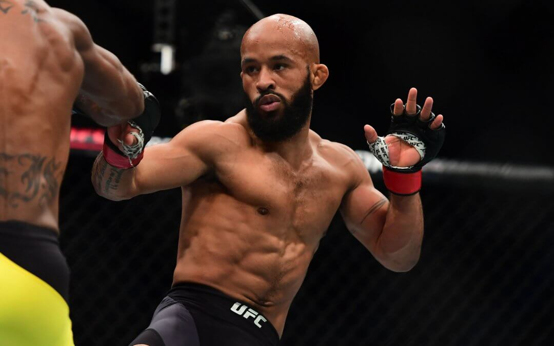 MMA News | Demetrious Johnson Ready for Flyweight World Grand Prix