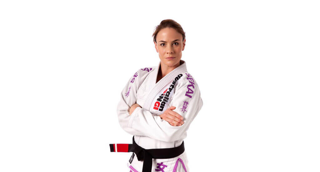 Health, Fitness & Empowerment with BJJ Black Belt Sophia McDermott