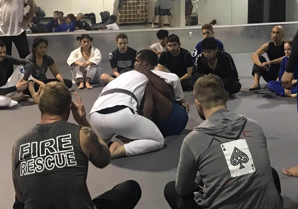 5 Ways to be Smarter About Your Jiu-Jitsu Training
