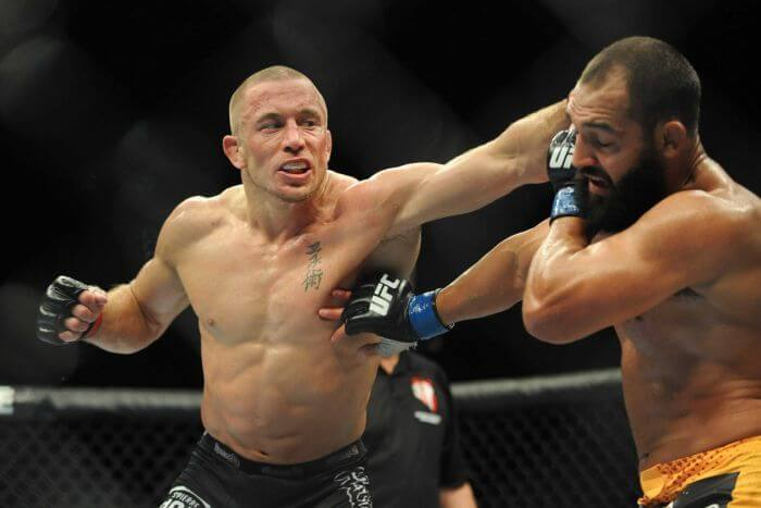 Georges St-Pierre Set to Retire
