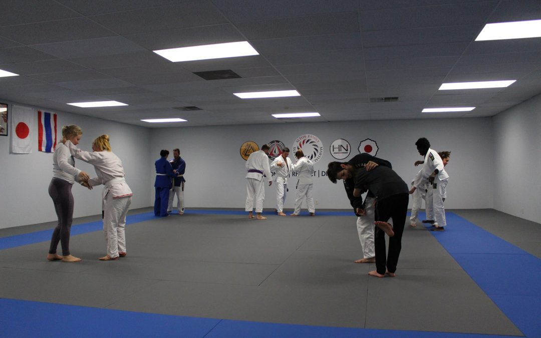 Jiu-Jitsu Support Group Helps People Cope with Addiction