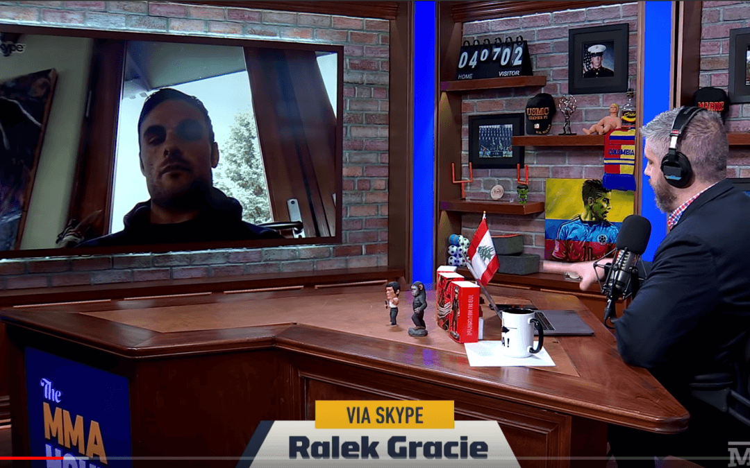 Ralek Gracie On Troubles With The Metamoris Promotion: 'I Created A Monster'