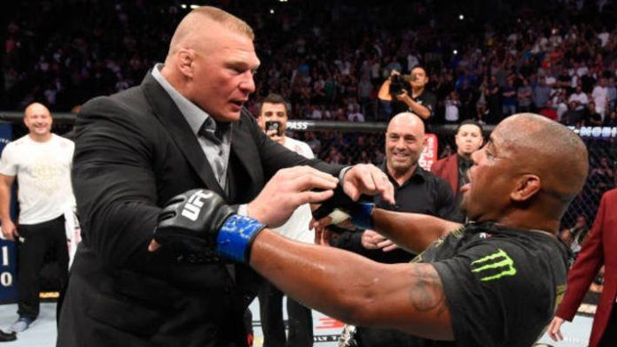 Daniel Cormier Demands Fight Against Brock Lesnar