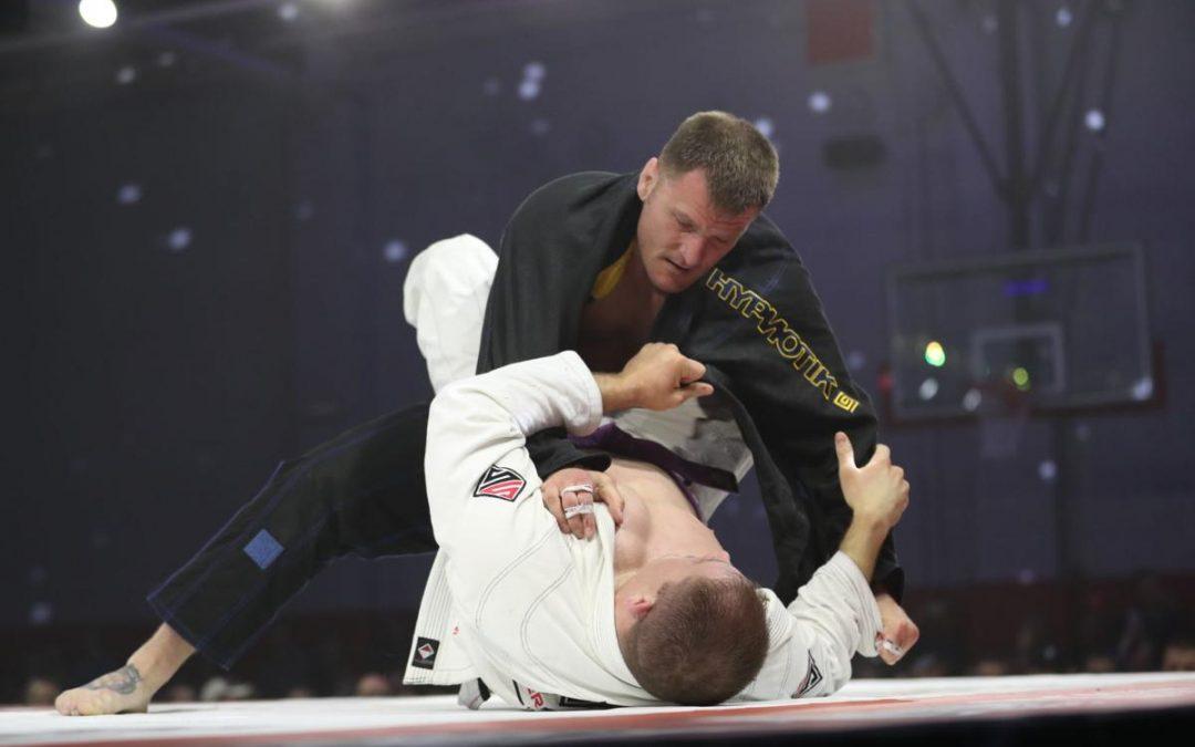 Stipe Miocic Loses Jiu Jitsu Match