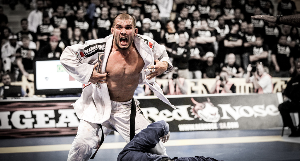 Brazilian Jiu Jitsu World Champion Rodolfo Vieira Signs with UFC