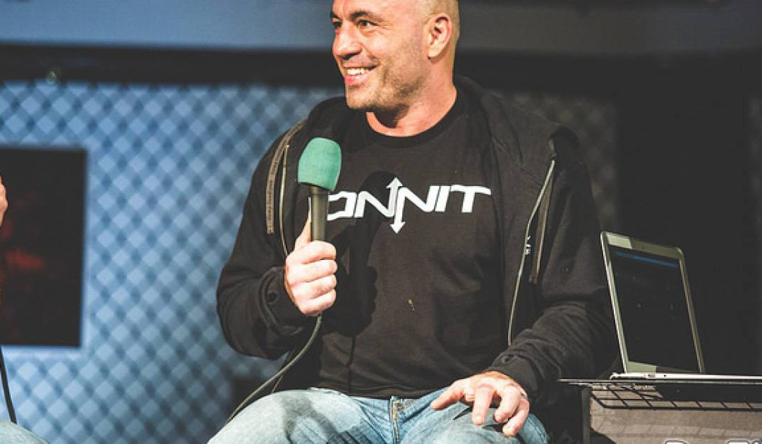 Joe Rogan on Learning Jiu-Jitsu for Self Defense