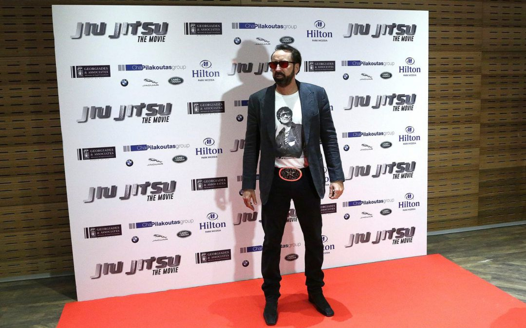 Jiu Jitsu producer says film 'make-or-break' for Cyprus