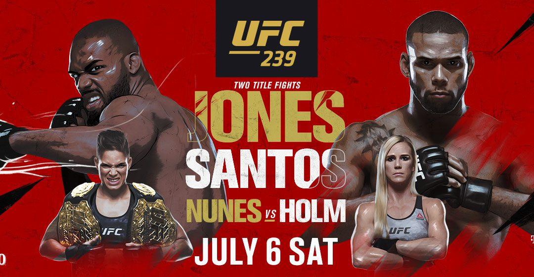 Aces Jiu Jitsu Club – UFC 239 Watch Party